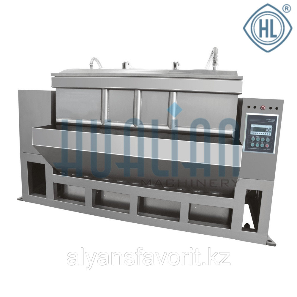 Вакуумная тестомесильная машина ZKHM-600