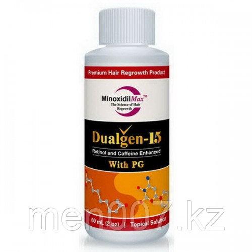 Dualgen Миноксидил 15% (Minoxidil 15%) (с пропиленгликолем) дуалген