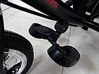 Трехколесный велосипед Hawks с родительской ручкой., фото 2