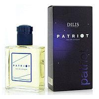 Одеколон Dilis для мужчин Patriot (Патриот), 100мл