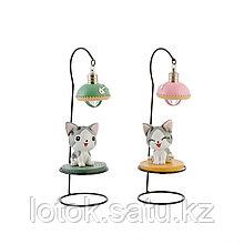 Детский миниатюрный светильник «Котёнок»