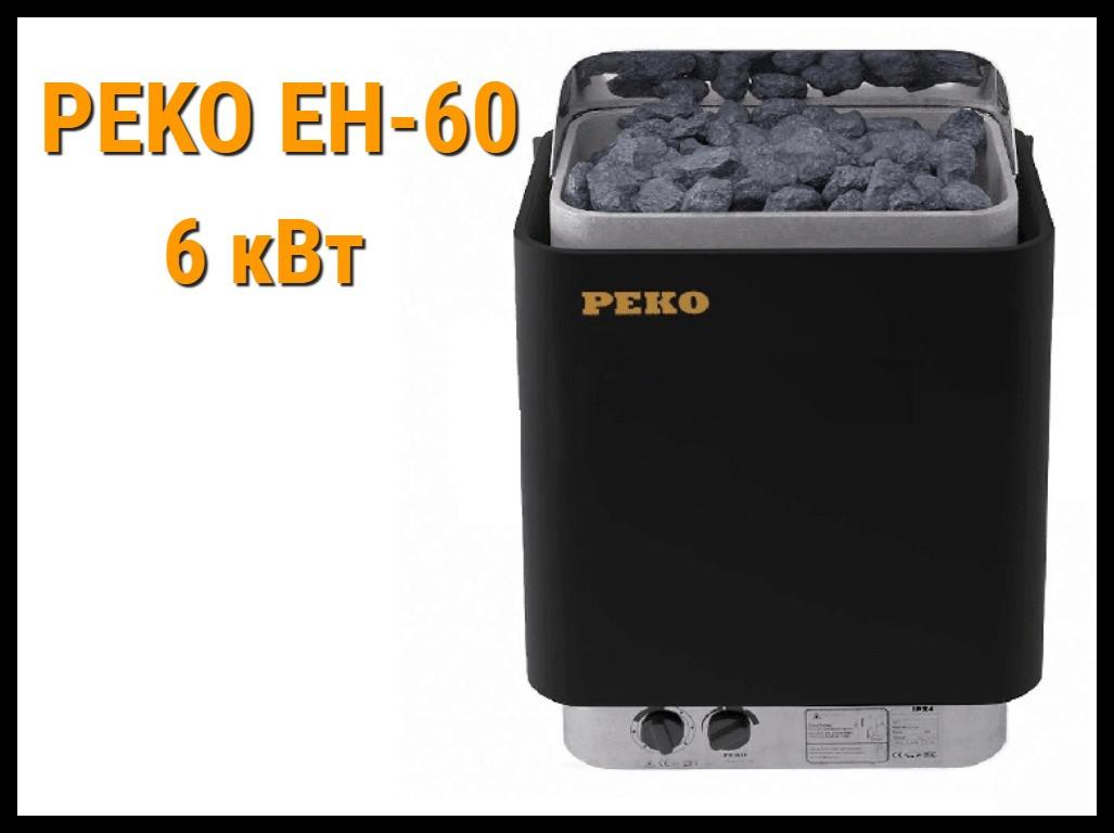 Электрическая печь Peko EH-60 со встроенным пультом