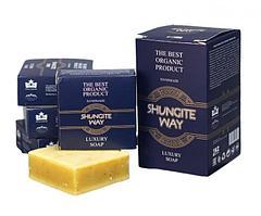 """Шунгитовое мыло """"Shungite Way"""""""