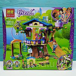 Конструктор BELA Френдс Домик Мии на дереве, аналог LEGO Friends