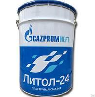 Литол-24 смазка Газпром 45кг