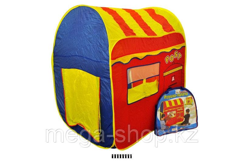 Палатка двусторонняя Почта и магазин размер 94х94х118 см