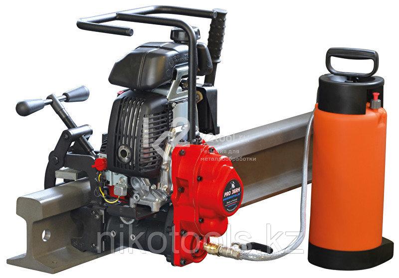 Рельсосверлильный станок с бензиновым двигателем МСР-1Н (бенз.)