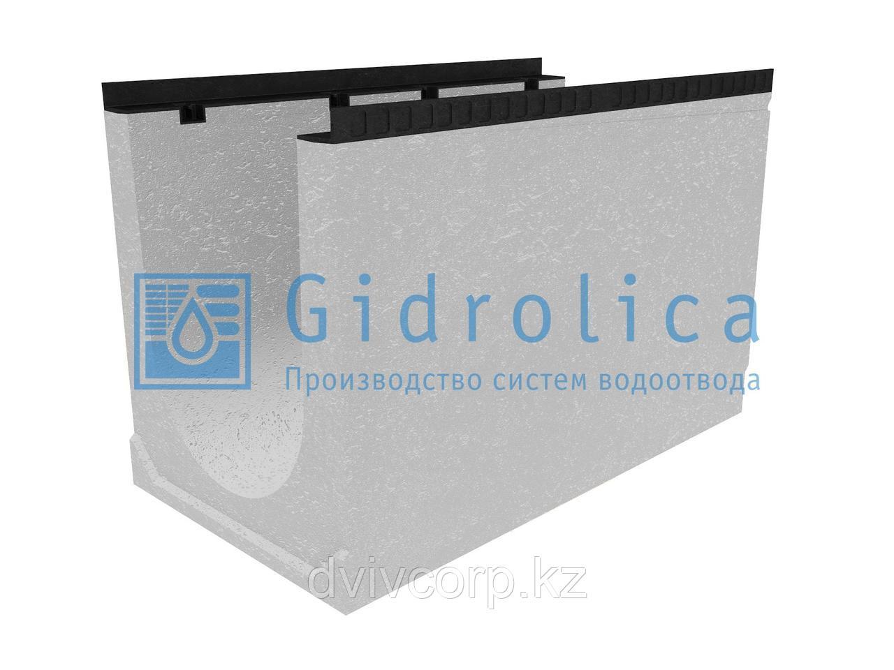 Лоток водоотводный бетонный коробчатый (СО-400мм)КU 100.54(40).65(57) - BGМ, № 40-0