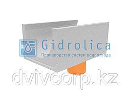 Лоток водоотводный бетонный коробчатый (СО-500мм), с водосливом КUв 100.65(50).45(36) - BGU-XL, № 0