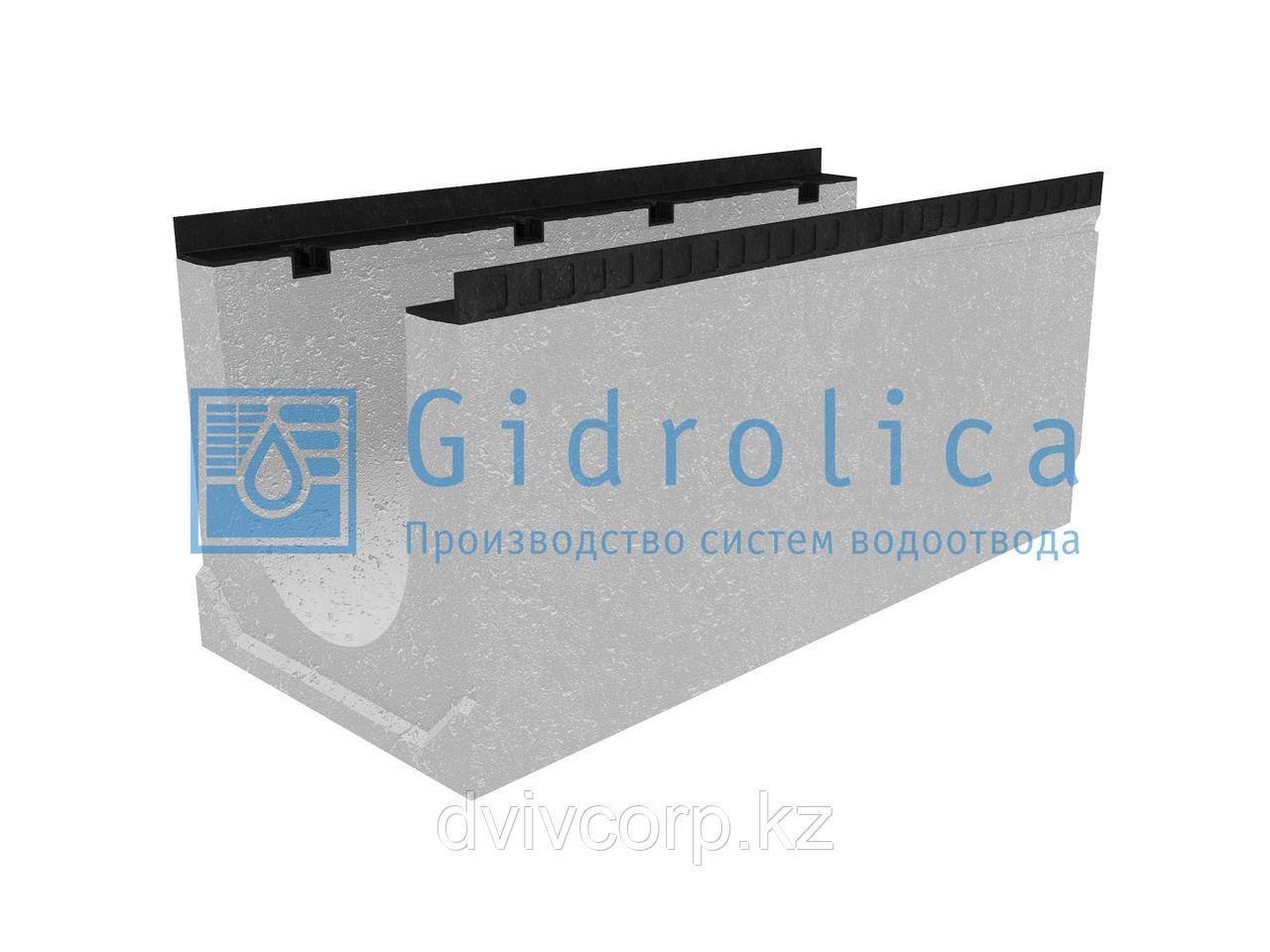 Лоток водоотводный бетонный коробчатый (СО-300мм)КU 100.44(30).45(38) - BGМ, 0