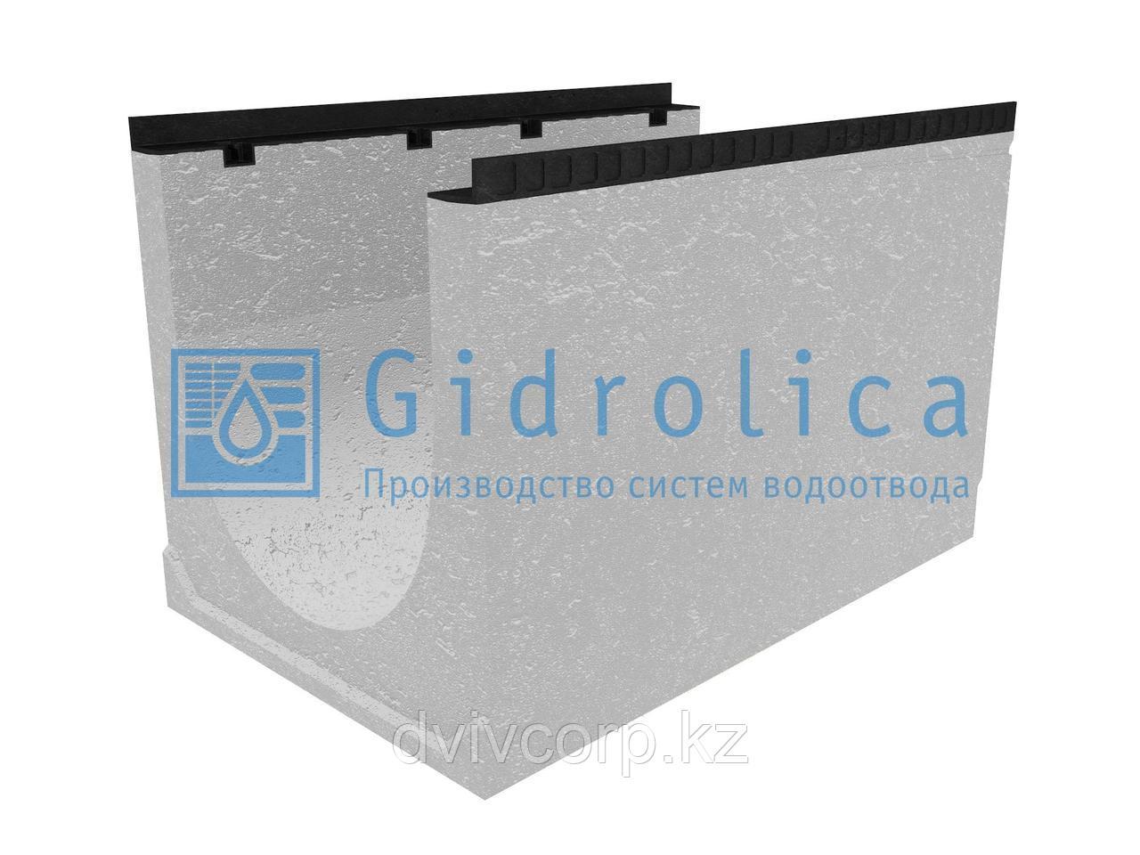 Лоток водоотводный бетонный коробчатый (СО-500мм)КU 100.65(50).65(56) - BGМ, № 40-0