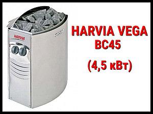 Электрическая печь Harvia Vega BC 45 со встроенным пультом
