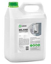 """Жидкое крем-мыло """"Milana"""" жемчужное  , 5 кг"""