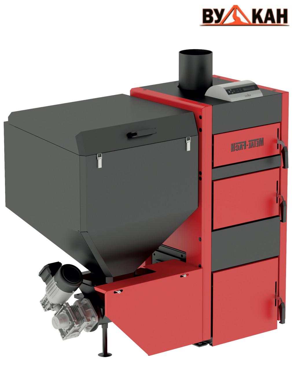 Автоматический котел Metal-Fach SMART Auto ECO 15 кВт с левой подачей