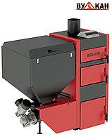 Автоматический котел Metal-Fach SMART Auto ECO 30 кВт с левой подачей