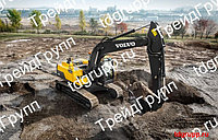VOE14616208 Редуктор хода (Drive Unit) Volvo EC220D