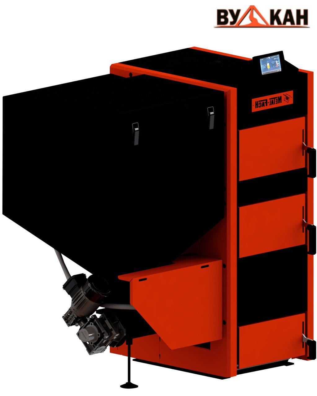Автоматический котел Metal-Fach SEG 14 кВт с левой подачей