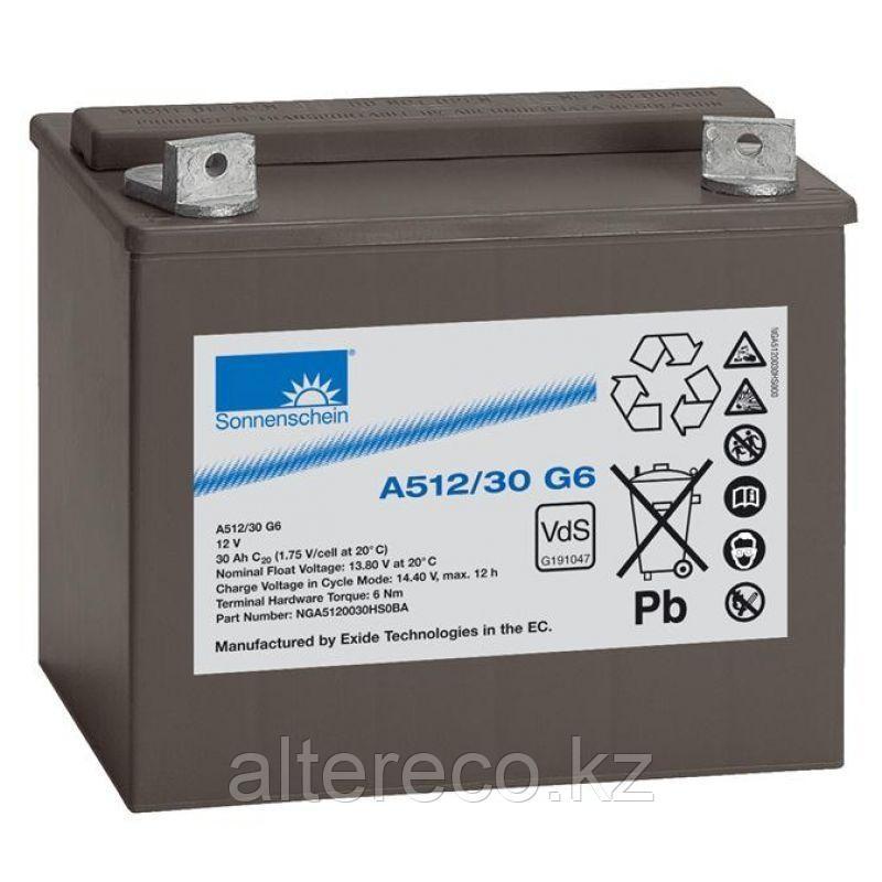 Аккумулятор Sonnenschein A512/30 G6 (12В, 30Ач)