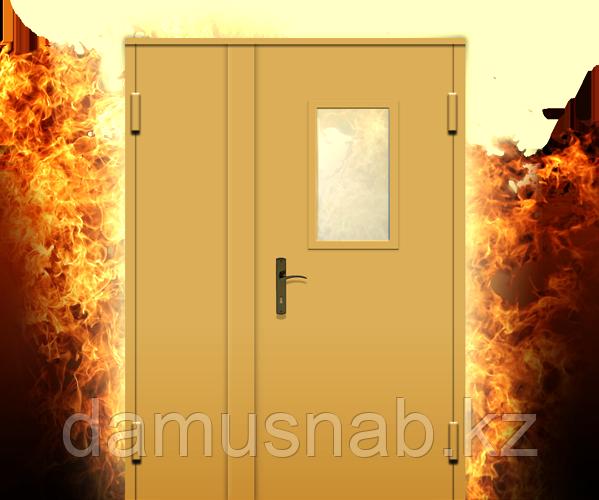 Изготовление противопожарных дверей