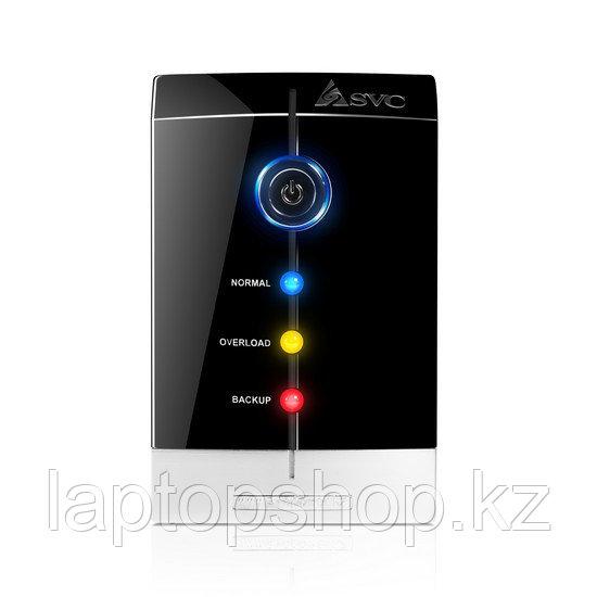 Источник бесперебойного питания SVC V-1200-F, Smart, USB, Мощность 1200ВА/720Вт