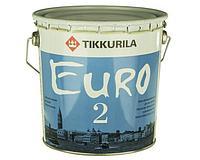 Эмульсия Тиккурила EURO 2 А 2.7л акриловая
