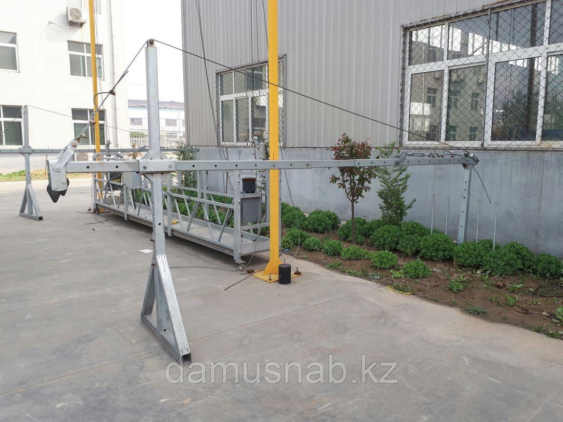 Запчасти на фасадный подъёмник (ZLP630)