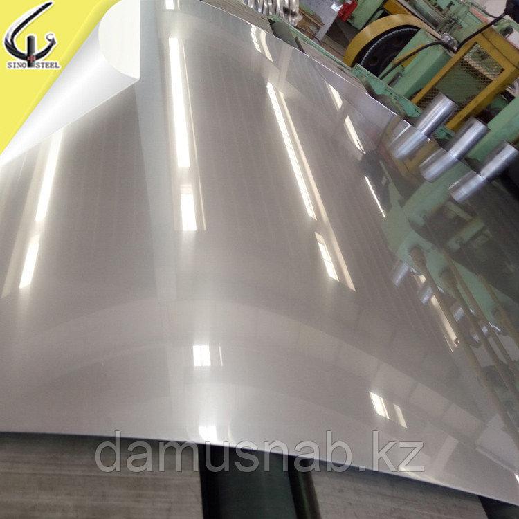 Лист из нержавеющей стали SВ/HL,SB. Лист из нержавеющей стали AISI 201, AISI 304, 430