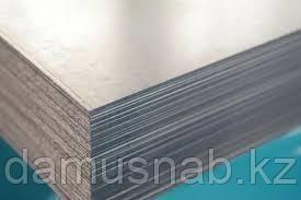 Лист из нержавеющей стали 1D, 2В, 1D 12Х18Н10Т, 1D AISI 304
