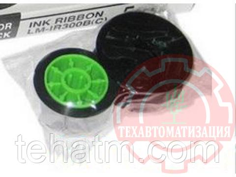LM-IR300B Красящая лента (черная, 50 м) для принтера Letаtwin LM