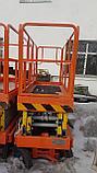 Ножничные подъёмники бу высота подъема 8 метров., фото 3