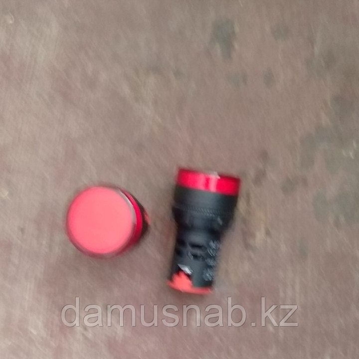 Лампочка красная на люльку фасадную ZLP 630