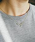 Серебряная подвеска Созвездие (Лев)  Brosh Jewellery (Серебро 925), фото 2