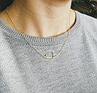 Серебряная подвеска Созвездие (Скорпион)  Brosh Jewellery (Серебро 925), фото 2