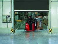 Внутренние ворота Hormann V 4015 Iso L для специальных областей применения