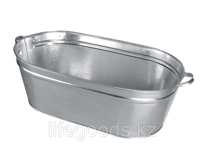 Ванна оцинкованная хозяйственная 45л