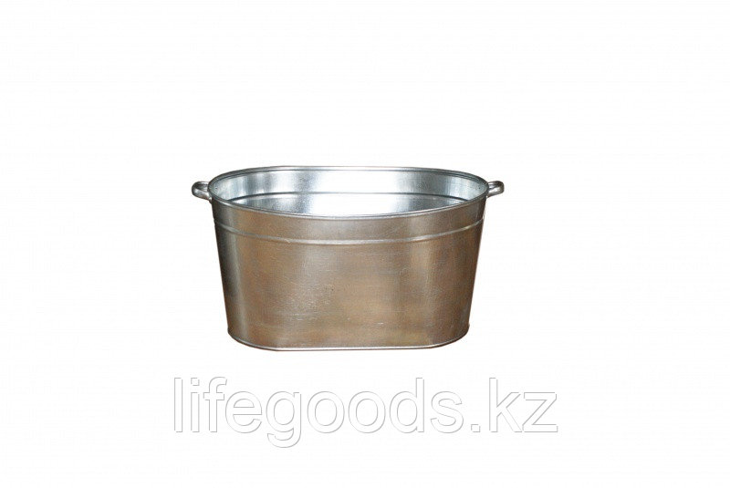 Ванна оцинкованная хозяйственная 120л