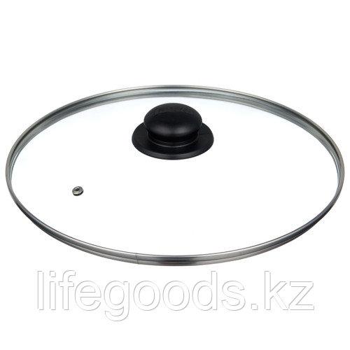 Крышка JARKO стеклянная с пароотводом JBL-30 (30 см)