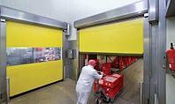 Внутренние ворота Hormann V 2515 Food L для специальных областей применения