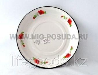 Блюдо 4,5л с/д белое d40см арт. 43004-152/4, фото 2
