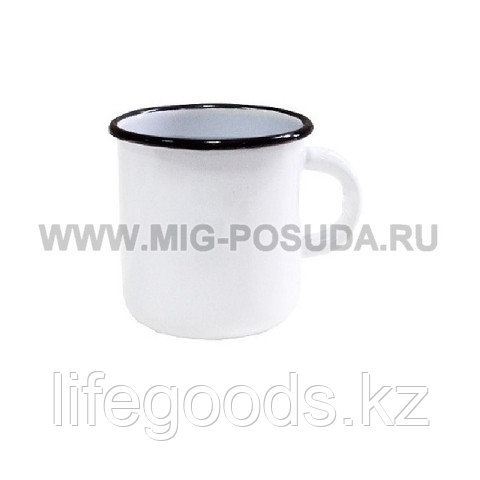 Кружка 0,25л. (белая) арт. 40104-022
