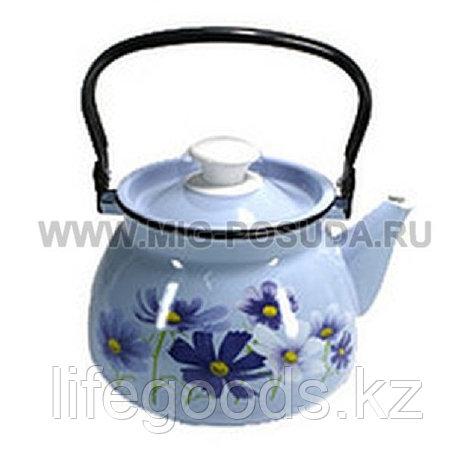 Чайник 3л б/св п/р сфер (голубой) арт. 42115-123/6, фото 2