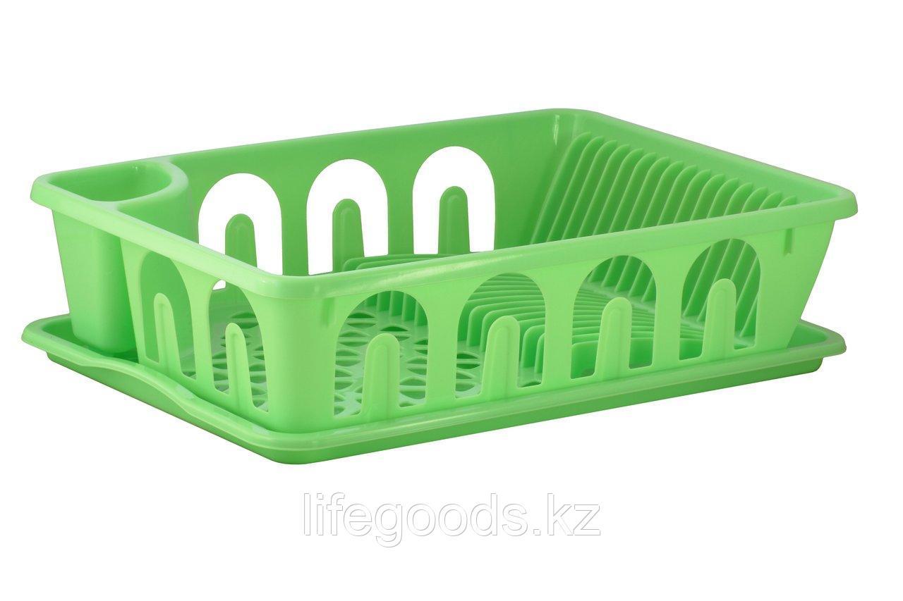 Сушилка для посуды с поддоном