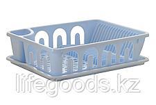 Сушилка для посуды с поддоном, фото 2