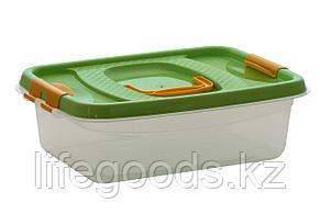 Пластиковый контейнер для пищевых продуктов 8 л, фото 2