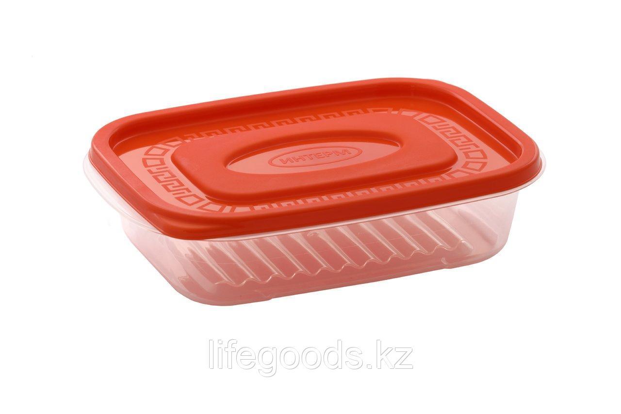 Пластиковый контейнер для пищевых продуктов 0,4л