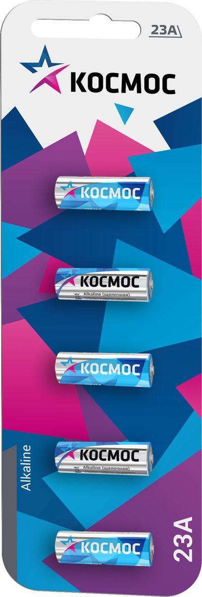 Алкалиновая батарейка КОСМОС 23A 12V