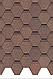 Черепица Premium Шеффилд (Бисквит, кофе, миндаль, клубника, зрелый каштан), фото 5