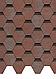 Черепица Premium Кёльн (Имбирь, Корица, Мята, Чернослив, Тирамису, Голубика), фото 7