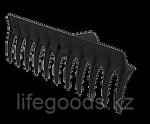 Грабли садовые без черенка «Агроном Премиум» (11 зубьев, 37×10,5×8,5см) АП 138