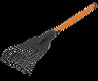 Грабельки веерные ручные «Агроном Премиум» (11 зубьев, 63×16,5×7,5см) АП 805